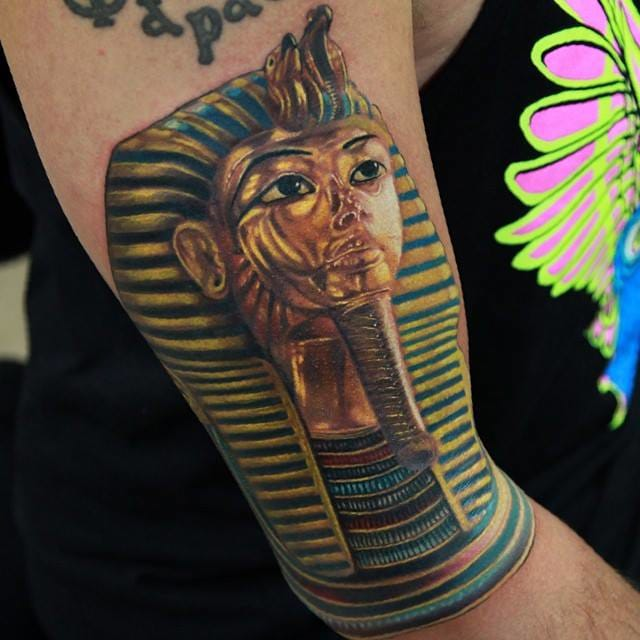 20 fabulous ancient egypt tattoos tattoodo. Black Bedroom Furniture Sets. Home Design Ideas