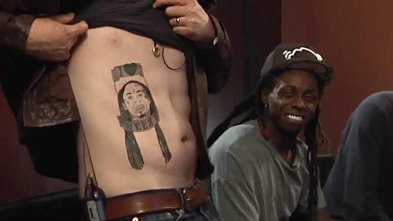 We're Hoping For Conan's Sake His New Ink Is Temporary!