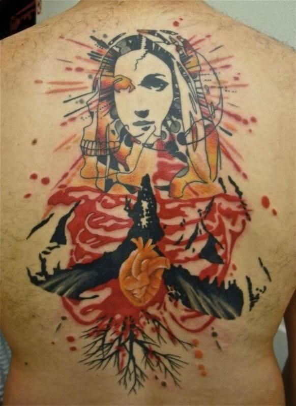 tattoo by Jef Palumbo