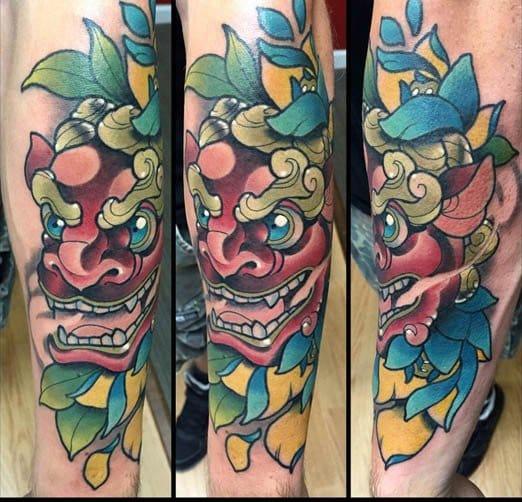 Fu Dog on detail! via @deadmeat