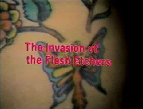 Go Back In Time With The Invasion Of The Flesh Etchers From 1978