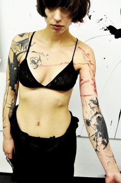 Male – Czech Republic (Prague) – Tribo Tattoo.