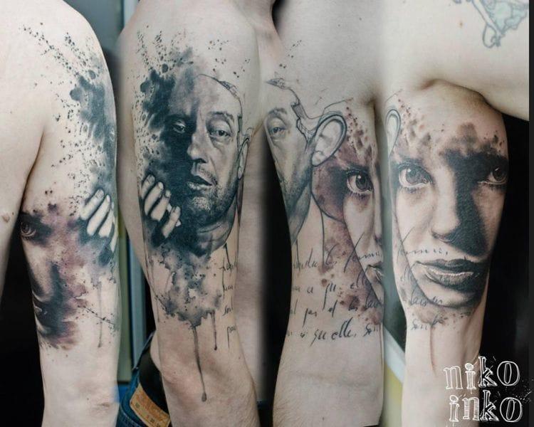 tattoo by Niko Inko