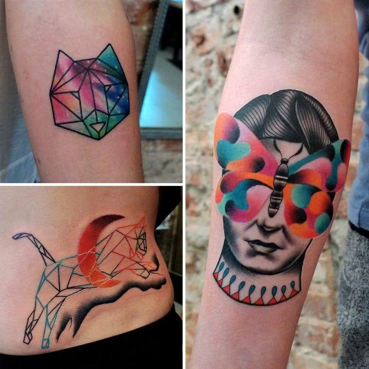 tattoo by Marius Trubisz