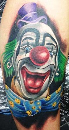 Bold Tattoo by Chris Schmidt