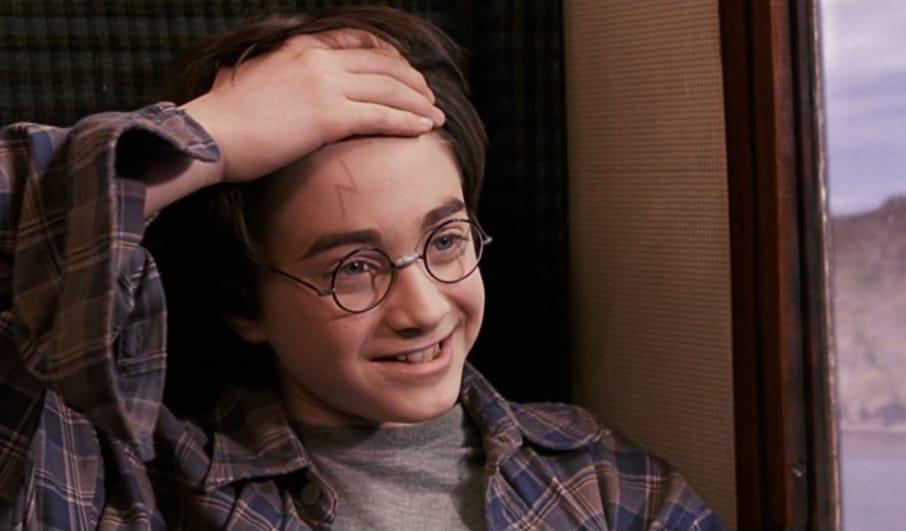 Harry Potters Famous Scar!!