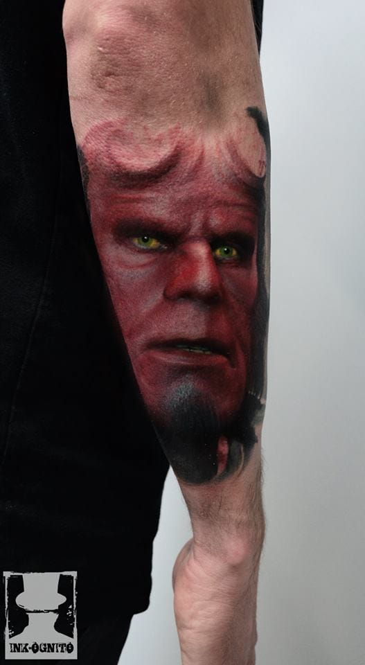 Hellboy!!!
