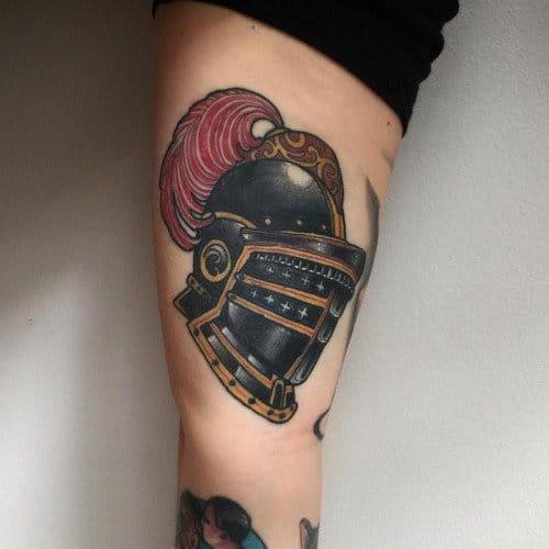 Great Tattoo by Matt Adamson