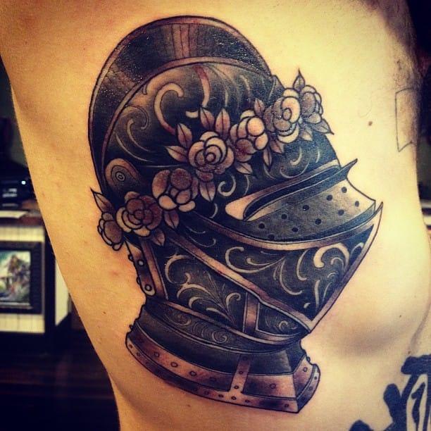 Brilliant Tattoo by Greggletron