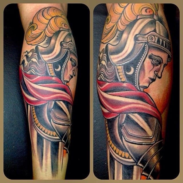 Awesome Tattoo by Lorena Morato