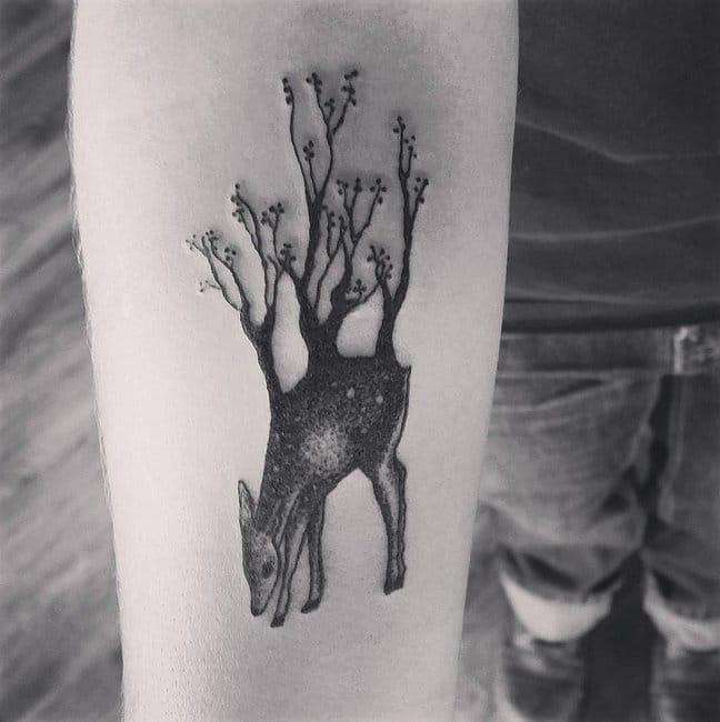 Tattoo by hc.drew