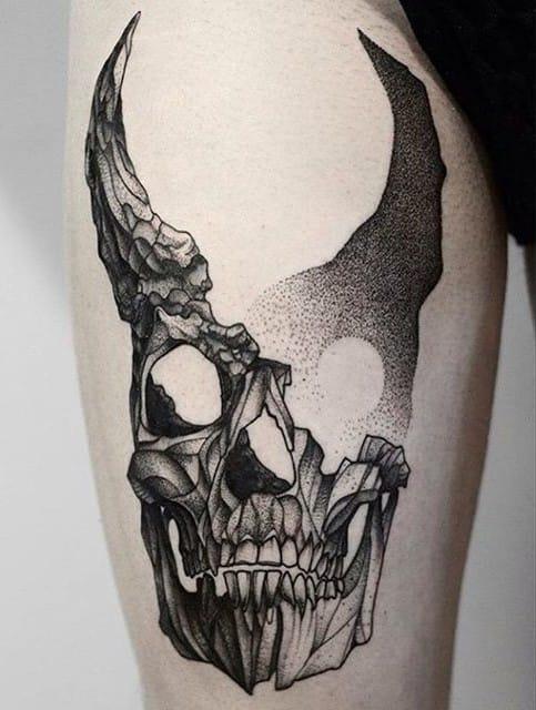 Tattoo by bartekwojda