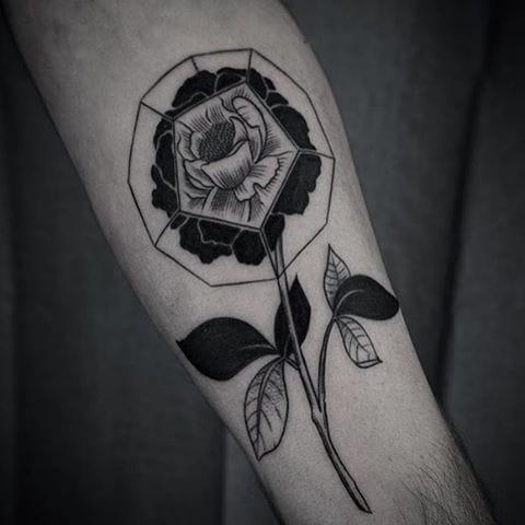 Tattoo by Levi Jake