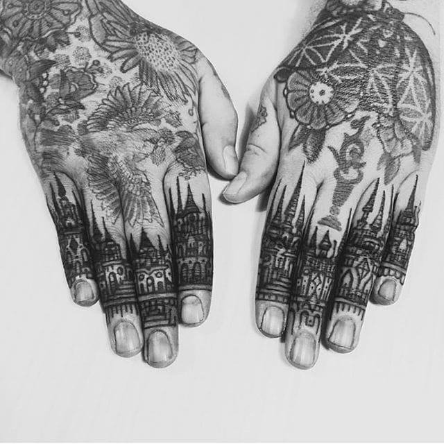 Tattoo by @thievesoftower