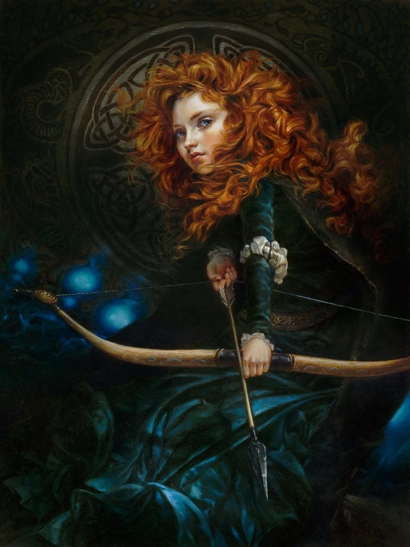 Gorgeous painting by Heather Theurer!