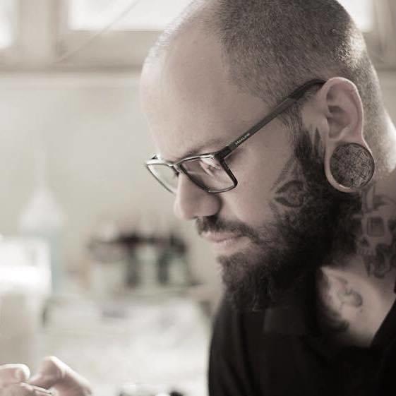 Edson Melo, ou Turco Tattooist