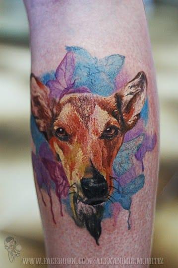 15 Belas Tatuagens De Estilos Diferentes Por Alexandre Moicano