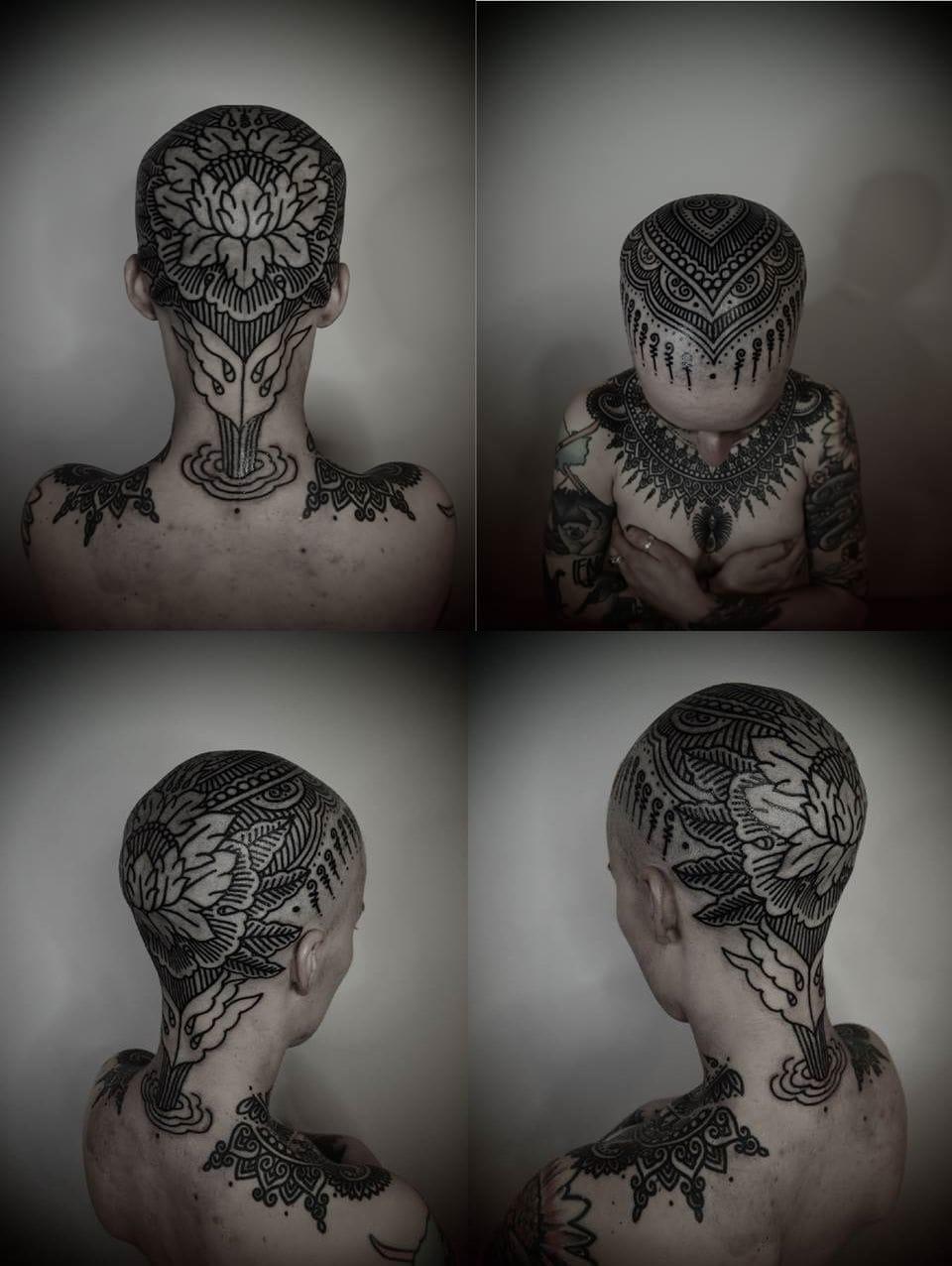 The work of Guy le Tatooer is always amazing.