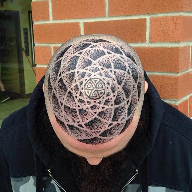 Mandala by Cory Ferguson.