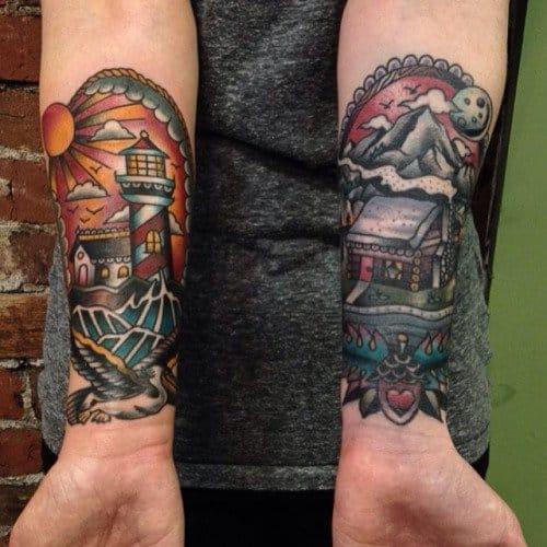 Awesome Wrist Tattoos!