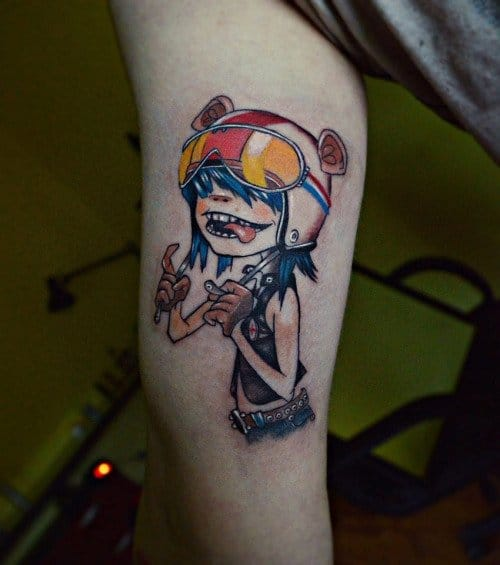 by woxtattoo