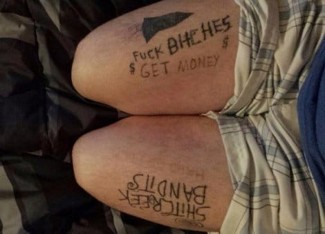 Omg!!! 13 Bad Tattoos And Their Really Stupid Stories