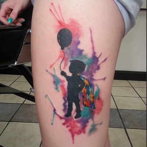 17 Touching Autism Inspired Tattoos