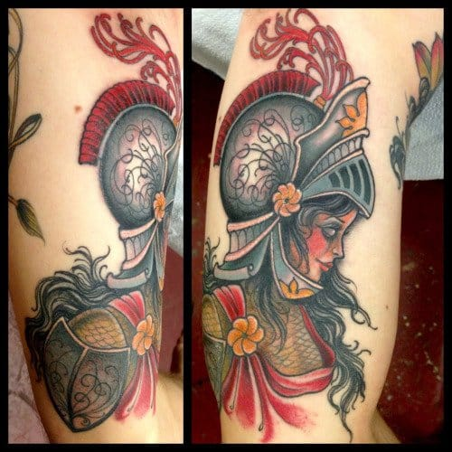 Bold Tattooing by Chelsea Rhea