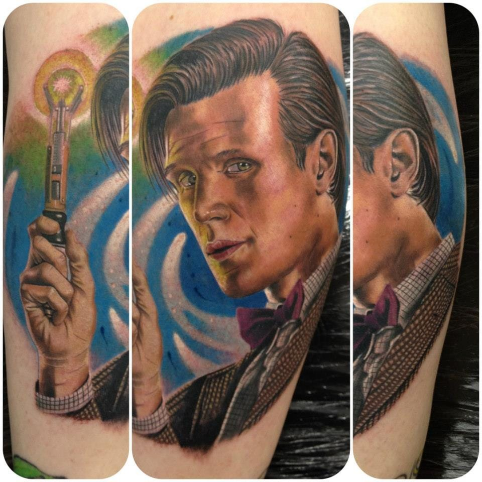 25 Dynamic Doctor Who Inspired Tattoos