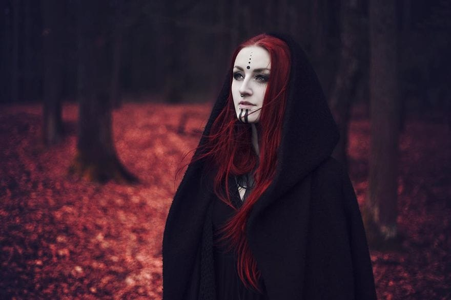 nature Karolina Ryvolova