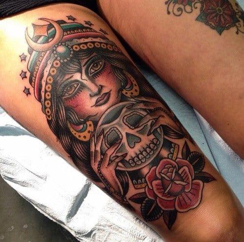 Great Tattoo by Matthew Houston