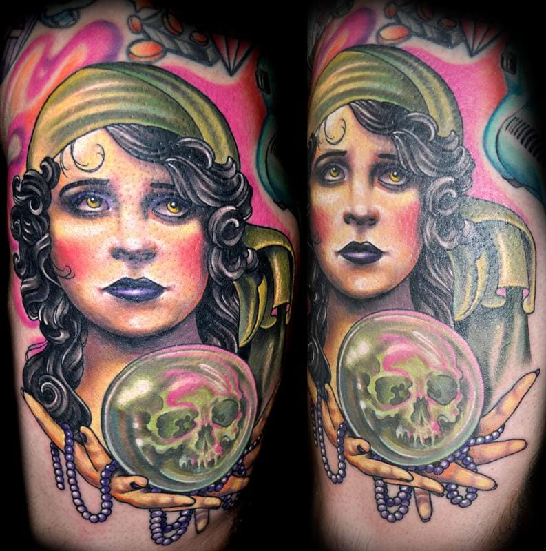 Epic Tattoo by Nate Beavers