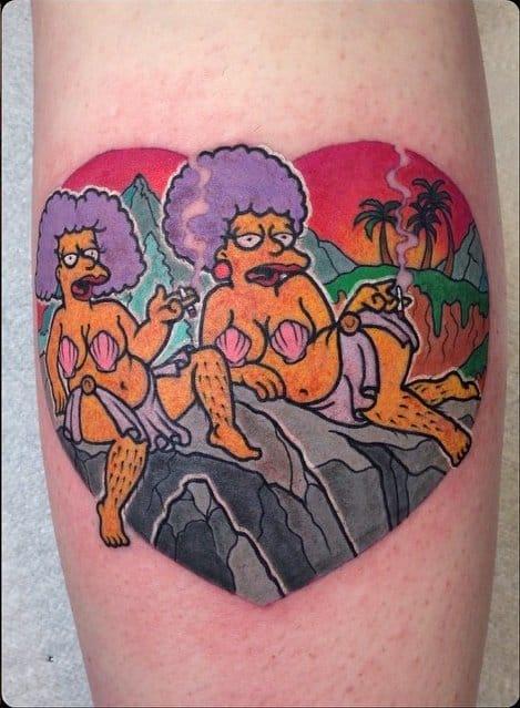 Fun Simpsons piece...