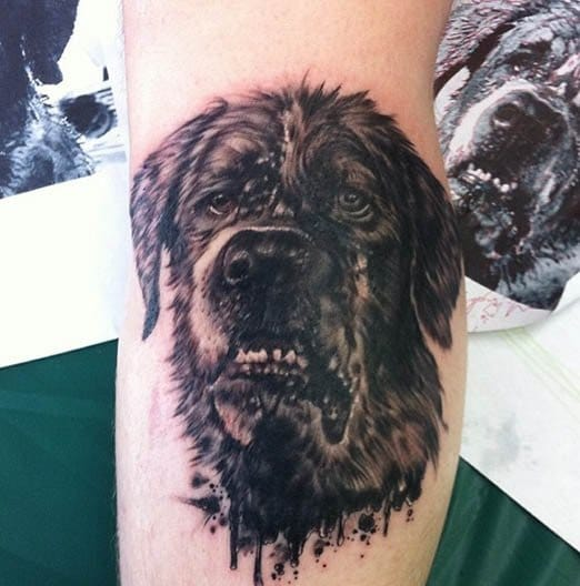 Tattoo by Rob Jobe
