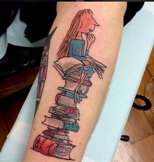 Tattoo by Sammy Winks