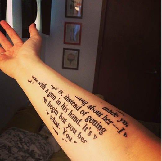 Tattoo by DinkyTown Tattoo