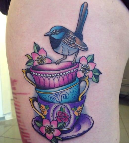 Tattoo by Carly Kroll