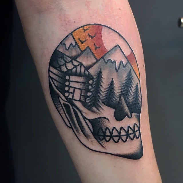 Tattoo by Mors