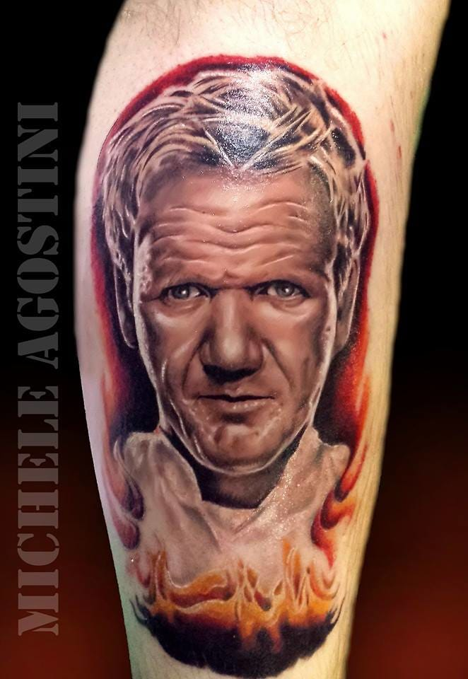 Don't be Gordon Ramsay's kitchen nightmare! By Michele Agostini.