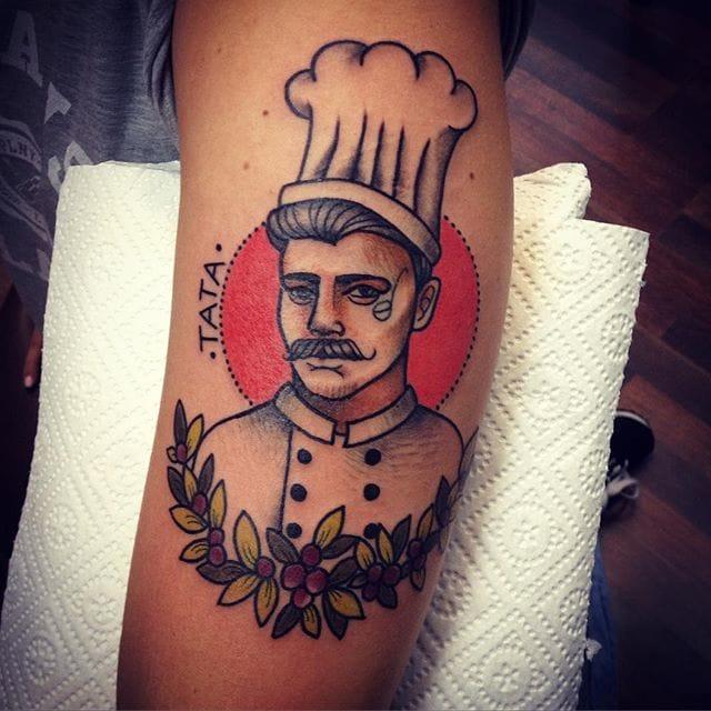 Cook tattoo