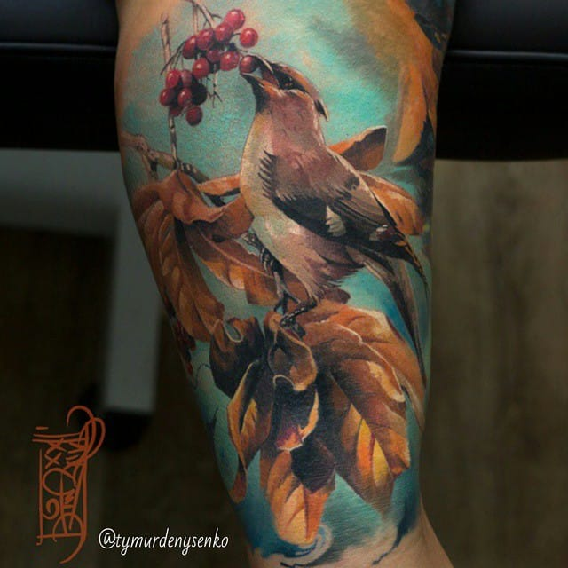 Outstanding piece by Tymur Denysenko !