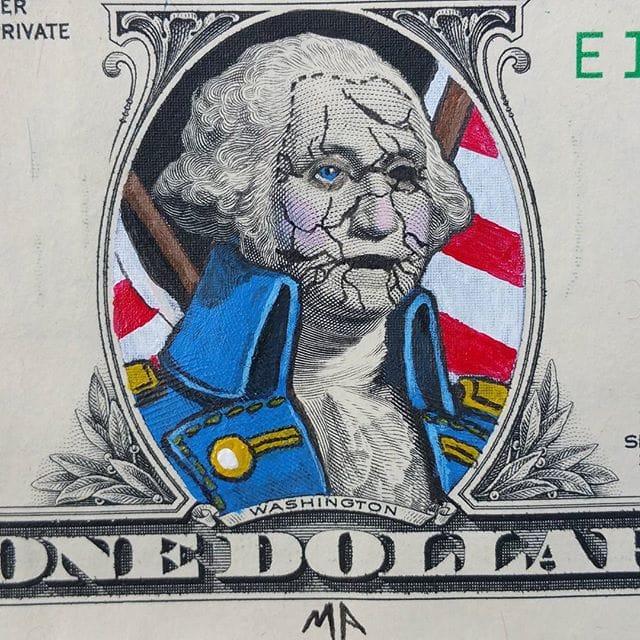 Macario Angulo Bioshock Dollar