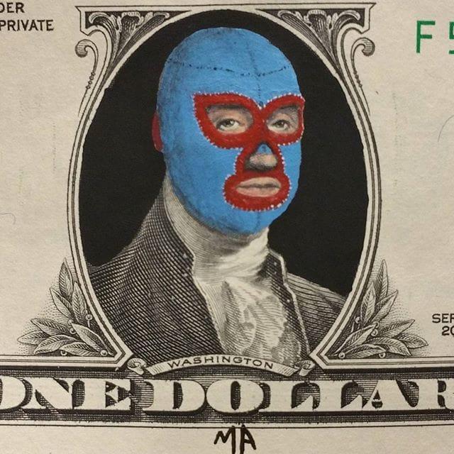 Nacho Libre Dollar