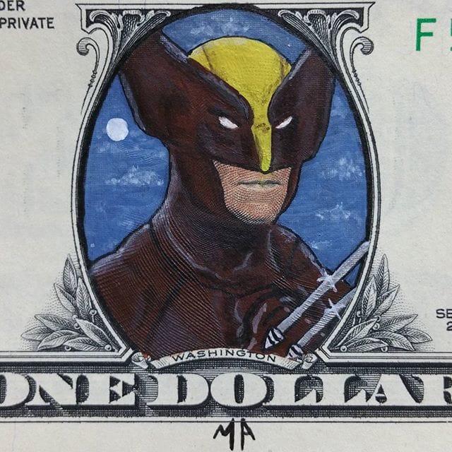 Wolverine Dollar