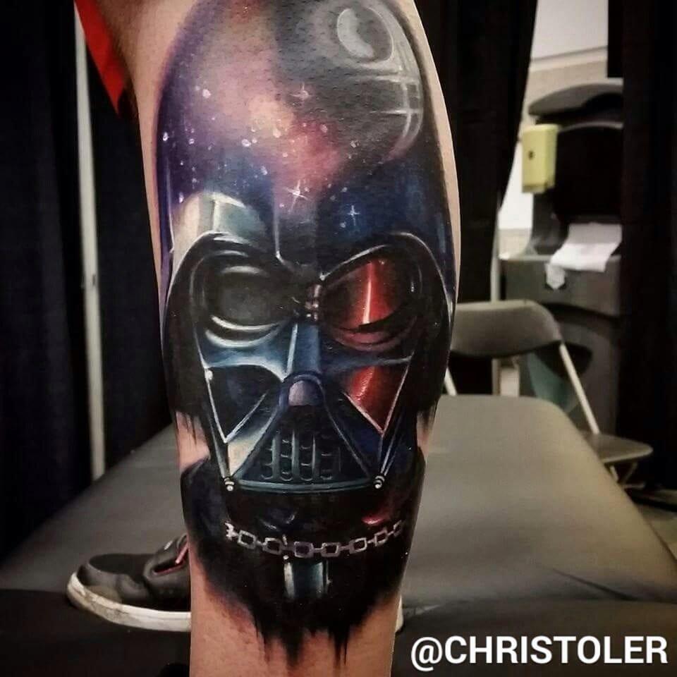 Vader tattoo