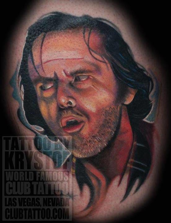 Tattoo by Krystof