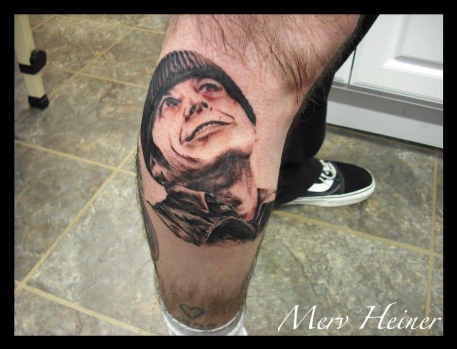 Tattoo by Merv Heiner