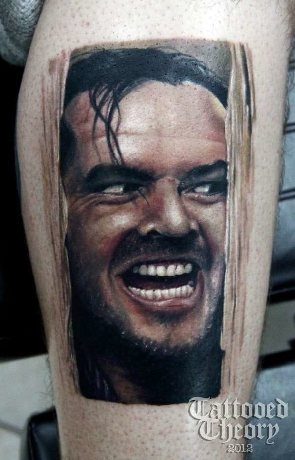 Amazing Work by Tattooed Theory