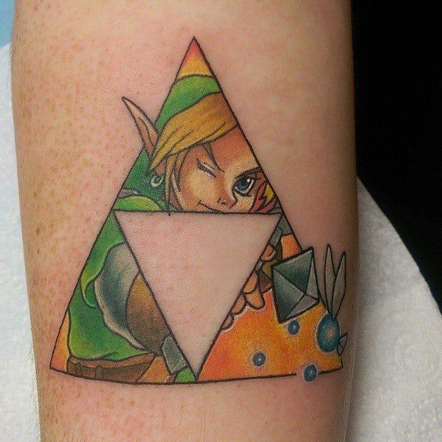 Zelda Tattoo