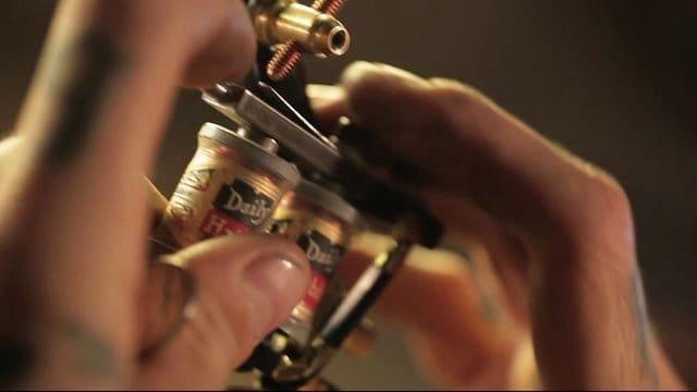 Beautiful Handmade Tattoo Machines By Tim Hendricks